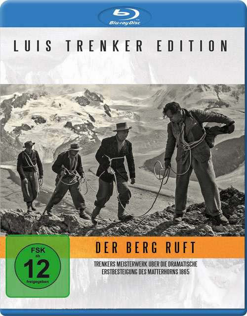 Blu-ray Cover Der Berg ruft Foto©: Film 101
