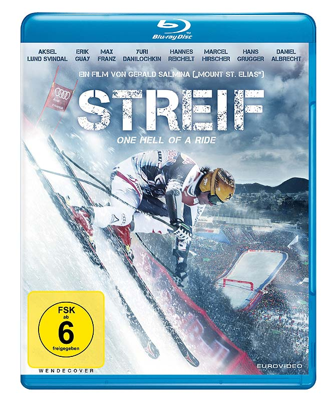 Blu-ray Cover Streif Foto�: Eurovideo