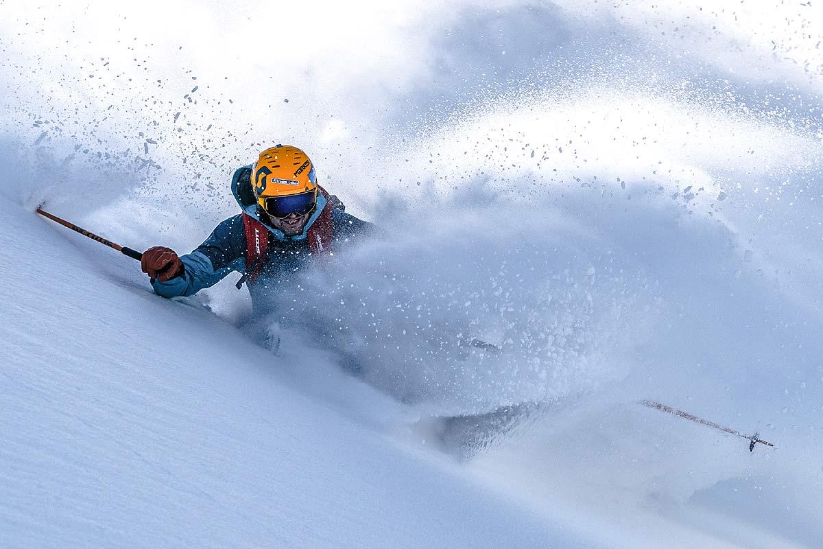 14 Bergsichten Festival Dresden Filmblock Ski Canoyning Extrem